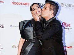 "Here's How Sonam Kapoor Wished ""Fashion Obsessed"" Karan Johar On His Birthday"