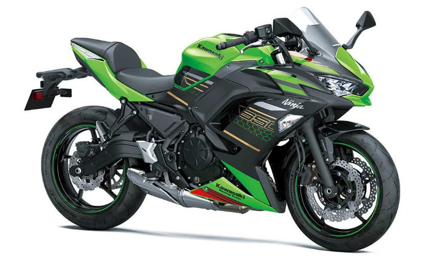 BS6 Kawasaki Ninja 650 Launched In India; Priced At Rs. 6.24 Lakh