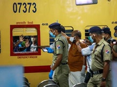 Punjab To Continue Operating Special Trains To Send Migrants Back Home