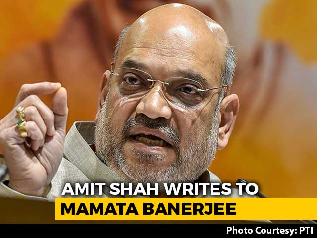 """Video : Not Allowing Migrants' Trains """"Injustice"""": Amit Shah To Mamata Banerjee"""