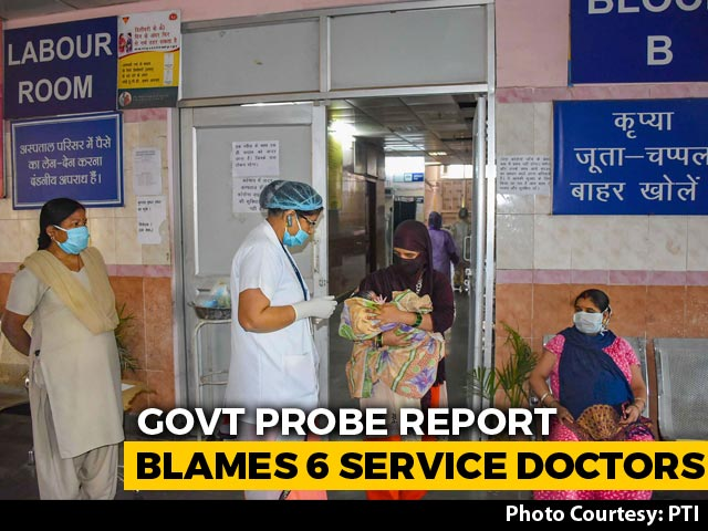Video : Telangana Mother, Baby Die After Hospitals Refuse Care Over COVID-19 Fear