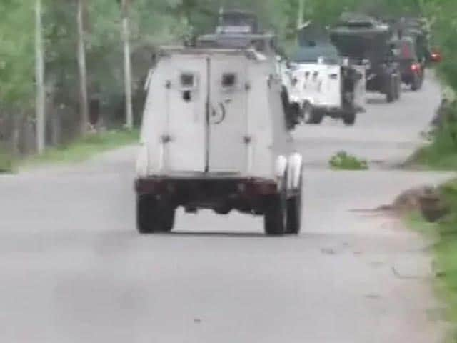 Video : 3 Killed In Attack On Paramilitary Patrol In Jammu And Kashmir
