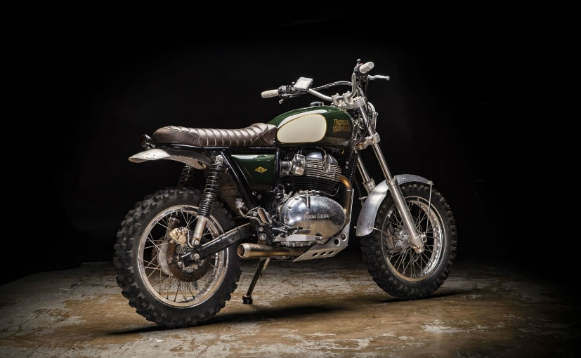 Analysis: Royal Enfield Scrambler 650 Planned For Production?