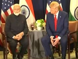 Video : Government Sources Counter Trump's Claim Of Chat With PM On China