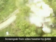 पुलवामा जैसे हमले की साजिश को सेना ने किया नाकाम, आतंकियों की कार के उड़ाए परखच्चे, देखें VIDEO