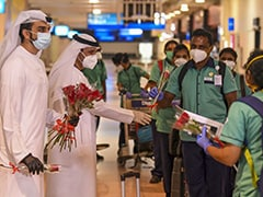 1st Batch Of 88 Nurses Reach UAE From India To Contain COVID-19: Report