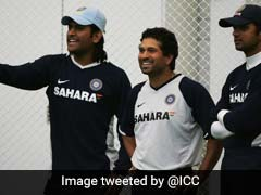 Sachin Tendulkar, MS Dhoni, Rahul Dravid Star In ICC's Throwback Post, Fans Get Nostalgic