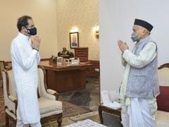 महाराष्ट्र की राजनीति में 'दरार' की खबरों के बीच शिवसेना ने राज्यपाल से की यह शिकायत...