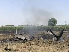 MiG-29 Fighter Jet Crashes In Punjab, Pilot Ejects, Probe Ordered