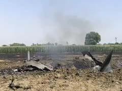 পঞ্জাবে ভেঙে পড়লো ভারতীয় বায়ুসেনার একটি যুদ্ধবিমান