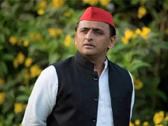 """UP Government Has Surrendered Before Criminals"": Akhilesh Yadav"
