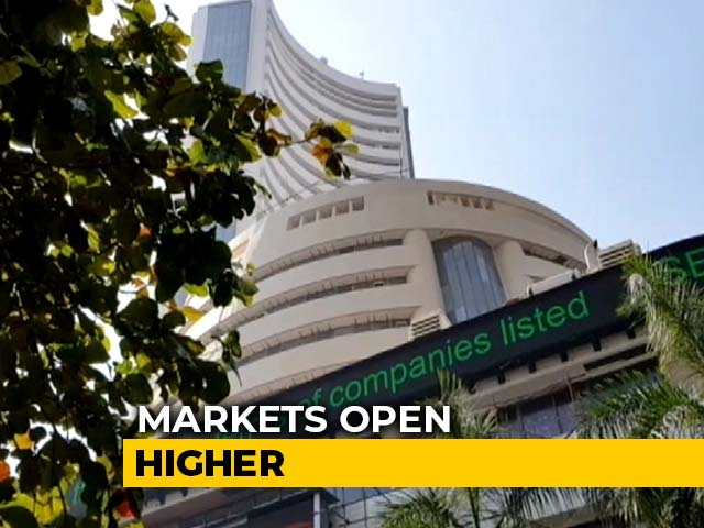 Video : Sensex Opens Over 150 Points Higher; Bharti Airtel In Focus