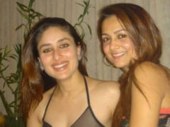 """Beautiful Memory"": Kareena Kapoor And BFF Amrita Arora In A Throwback Pic"