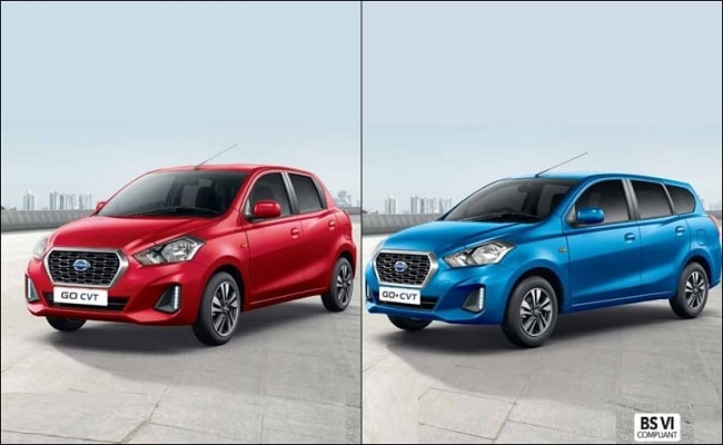 The prices for Datsun Go and Datsun Go Plus are likely to be announced post lockdown
