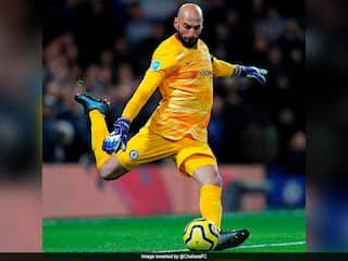Willy Caballero Pens One-Year Contract Extension With Chelsea