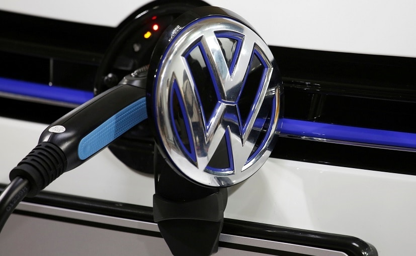 The Wolfsburg-based automaker has not changed its EV strategy in China