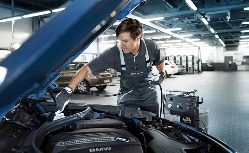 BMW Introduces Pre-Monsoon Extended Care+ Service Campaign