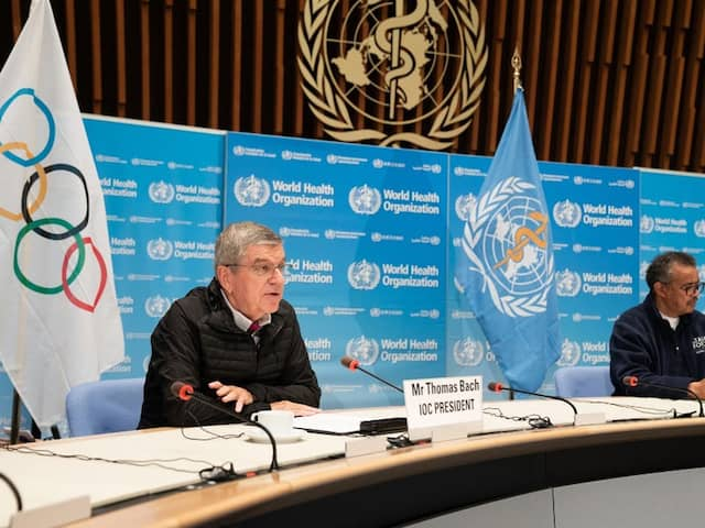 """Coronavirus: Olympic Chief Calls For """"Vigilance And Patience"""" Ahead Of Tokyo Games"""