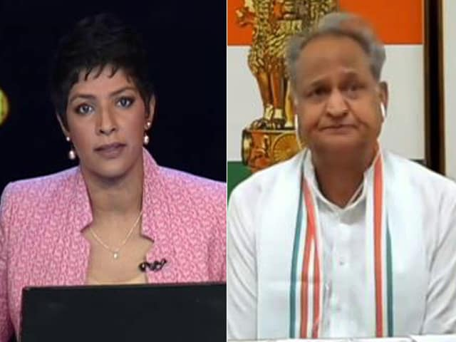 Video : Containing COVID-19 vs Easing Lockdown: Rajasthan Chief Minister Answers
