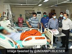 छत्तीसगढ़ के रायगढ़ में पेपर मिल में गैस रिसाव, 7 मजदूर अस्पताल में भर्ती