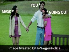 Nagpur Police Uses Still From SRK Blockbuster To Share COVID-19 Message