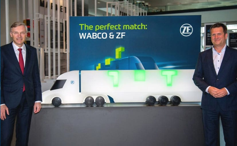 ZF Completes Acquisition Of WABCO's Commercial Vehicle Technology