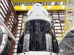 SpaceX Crewed Mission Postponed Due To Bad Weather Just Before Launch