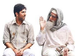"""<I>Gulabo Sitabo</i>: The Only Reason Ayushmann Khurrana Could Pull Of The """"Don't Care"""" Expression In Front Of Amitabh Bachchan"""