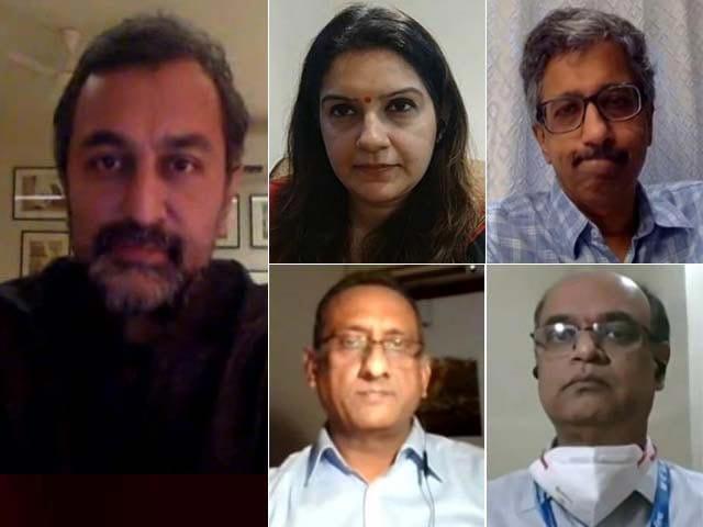 Video : Maharashtra Moves To 'Take Over' Private Hospitals To Tackle Coronavirus