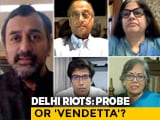 Video : Delhi Violence: 'Political Probe' Amid Pandemic?