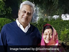 मनीषा कोइराला ने नेपाल को किया सपोर्ट तो सुषमा स्वराज के पति ने बताई पूरी कहानी, बोले- 'बेटा मैं आपसे...'