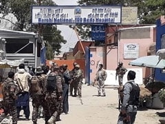 24 Killed in Afghanistan Hospital Attack