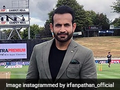 """Safety Paramount But..."": Irfan Pathan Doesn't Want ICC Guidelines To Make Cricket More Complicated"