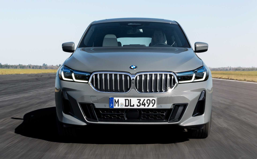 2020 BMW 6-Series Gran Turismo Facelift Unveiled