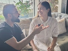 """You Light Up My World"": Virat Kohli's Birthday Wish For Anushka Sharma Is All About Love"