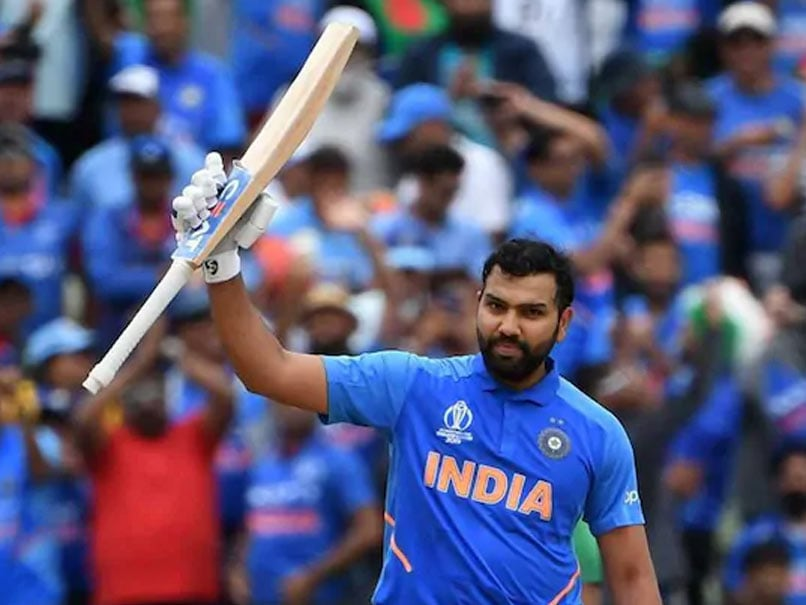 """Rohit Sharma Says India """"Must Win At Least Two World Cups"""" In Next ..."""