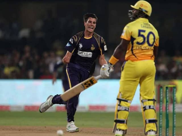"Learnt A Lot From Bowling In ""High-Pressure Situations"" In IPL, Says Pat Cummins"