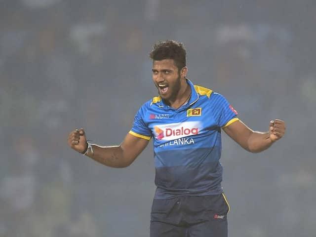 Sri Lanka Cricket Set To Suspend Drug-Charged Player Shehan Madushankas Contract