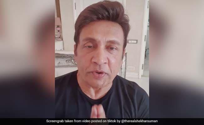 इरफान खान और ऋषि कपूर के निधन के बाद फूटा शेखर सुमन का गुस्सा, बोले- 'हे भगवान तुमने...' देखें TikTok Video