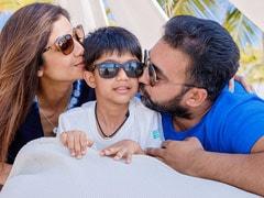 "Shilpa Shetty And Raj Kundra Share Emotional Birthday Wishes For ""Most Amazing"" Son Viaan"