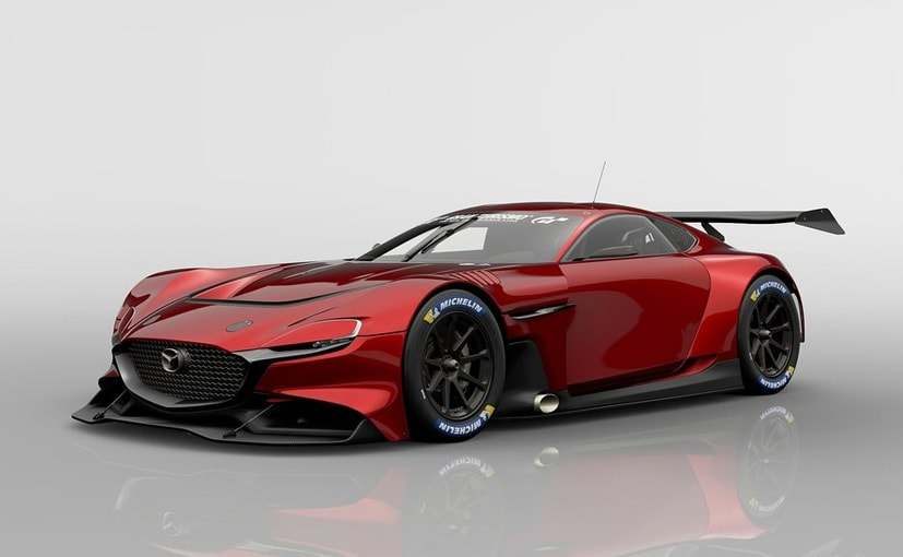 The Mazda RX-Vision GT3 Concept Is All Set To Race In The Virtual World