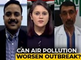 Video: Can Air Pollution Worsen The Coronavirus Outbreak? Ask The Experts
