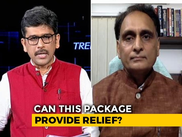 Video : Centre Working For Migrants During Crisis Hour: BJP MP Rakesh Sinha