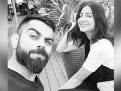 Viral: Anushka Sharma And Husband Virat Kohli Play Cricket In Lockdown. Video Inside