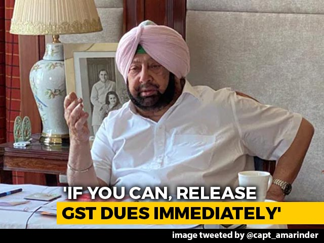 Video : Punjab Chief Minister Favours Extension Of Lockdown, Seeks Fiscal Support