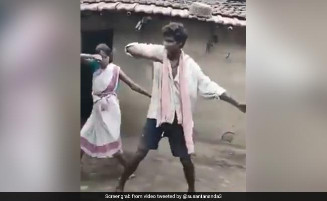 पति-पत्नी ने ऐसा किया डांस, सोशल मीडिया पर मचा तहलका... देखें Video