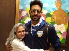 "Jaya Bachchan's Caustic Reaction To Abhishek's ""Emotional"" Mother's Day Post"