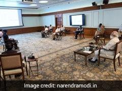 चक्रवात तूफान अम्फान पर प्रधानमंत्री मोदी ने की उच्च स्तरीय बैठक, कहा- 'मैं सबकी सुरक्षा की प्रार्थना करता हूं'