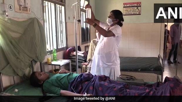 'Want To Serve People': Karnataka Nurse Continues To Work In Last Month Of Pregnancy