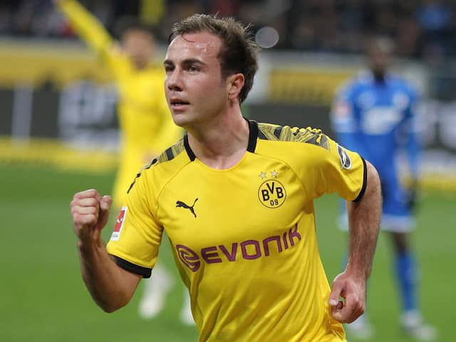 World Cup Winner Mario Goetze To Part Ways With Borussia Dortmund